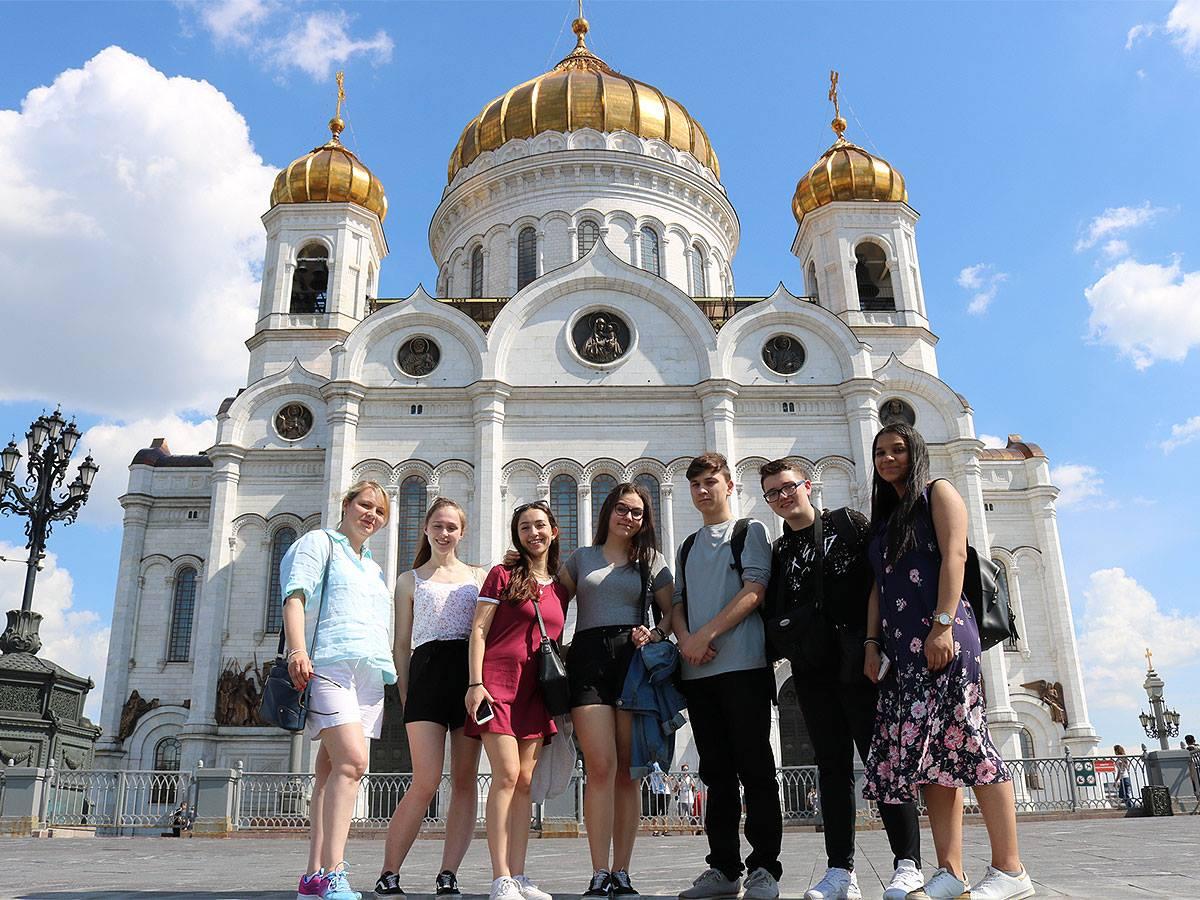 Unser Abenteuer Russland