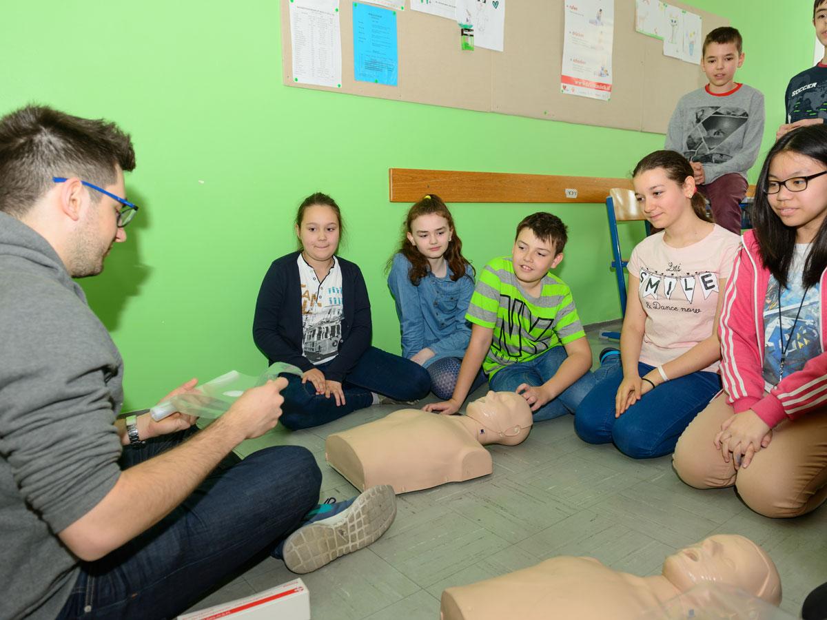 Erste Hilfe Workshop