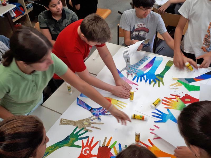 Klassengemeinschaftstag der 3C