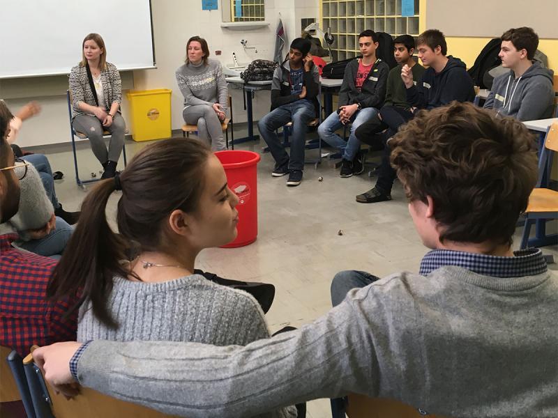 """Workshop – """"Menschenrechte"""""""