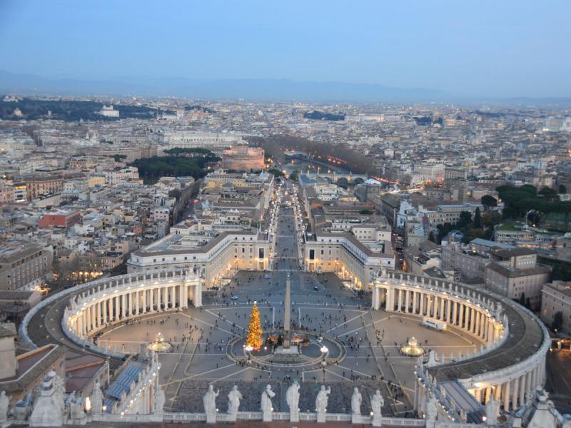 Romreise im Wahlpflichtfach Italienisch
