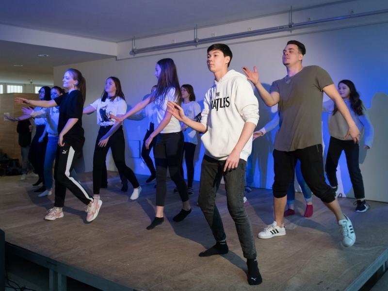 Shine Dance Workshop