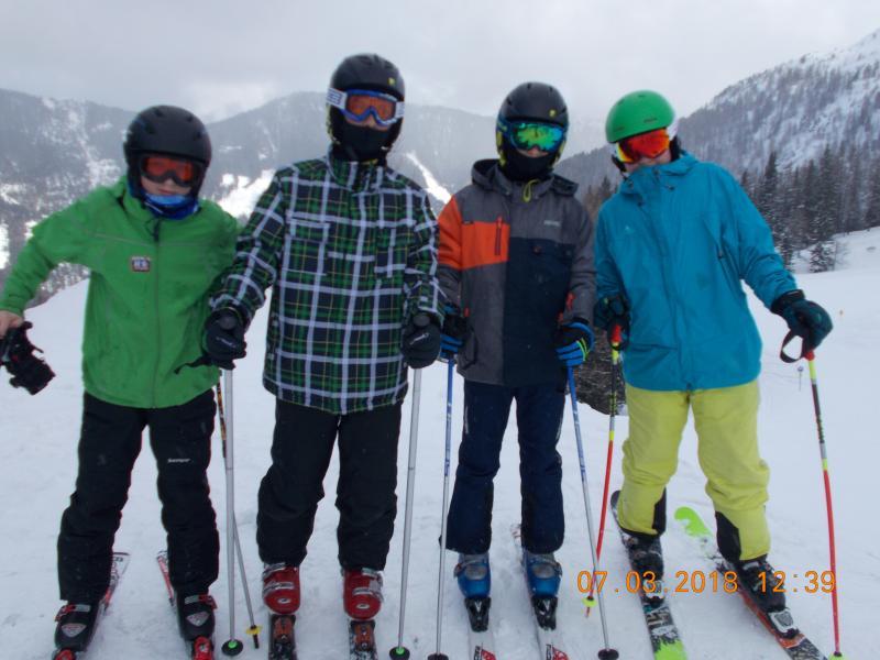 Wintersportwoche der 3. Klassen