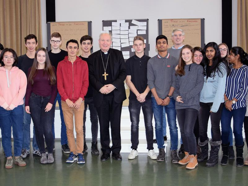 Meet & Greet mit Kardinal Schönborn