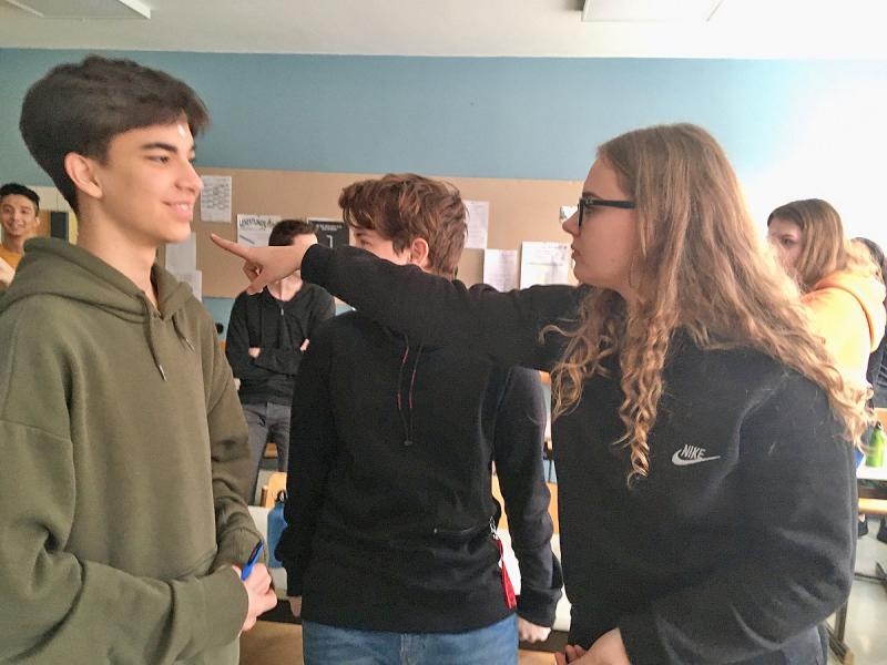 """Workshop """"Gegen Vorurteile und Diskriminierung"""""""