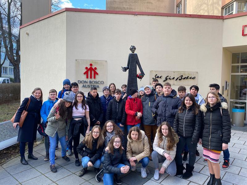 Workshop im Don Bosco Haus