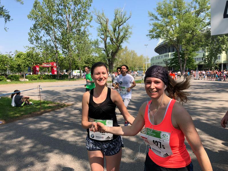 Vienna City Staffel-Marathon 2018