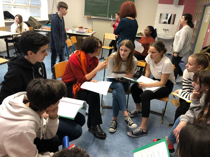 Grundausbildung zur Peer Mediator*in