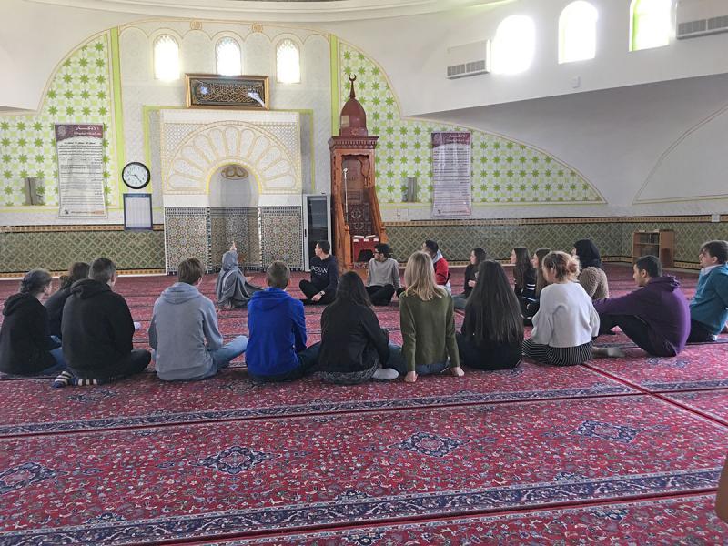 Interreligiöser Dialog – Lehrausgang 7A