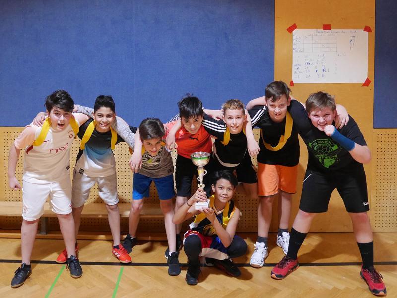 Basketballturnier der 2. Klassen
