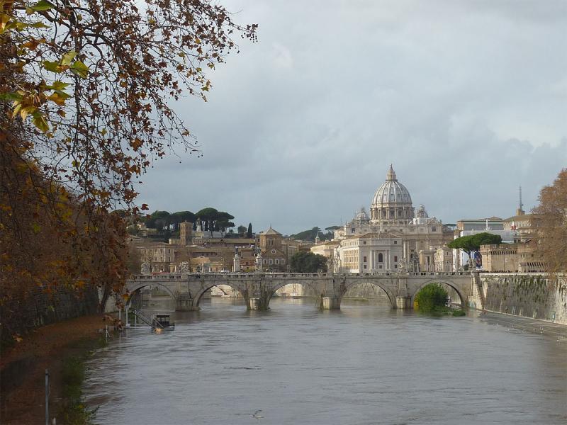 Romreise mit dem Wahlpflichtfach Italienisch