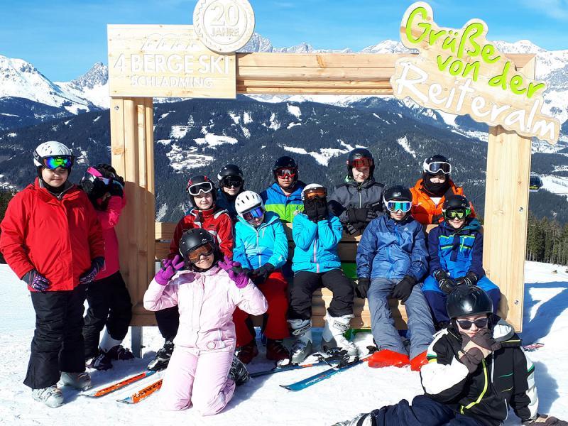 Wintersportwoche 2. Klassen
